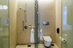 Перегородка между ванной и туалетом: допустимые возможности, разновидности, инструкция по выбору и установке