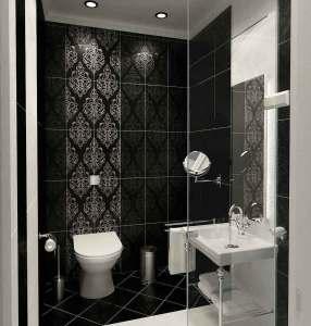 фото отделка туалета