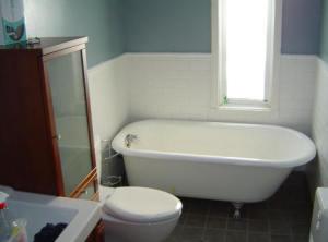 косметический ремонт туалета недорого фото