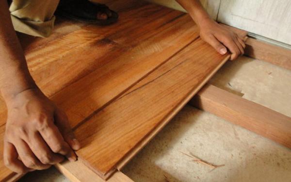 Монтаж деревянного пола на лагах: материалы и инструменты, инструкция по этапам, советы