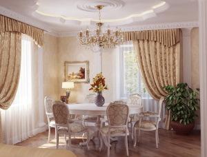 Классическая гостиная: стиль, материалы и аксессуары, инструкция по выбору мебели, штор и деталей