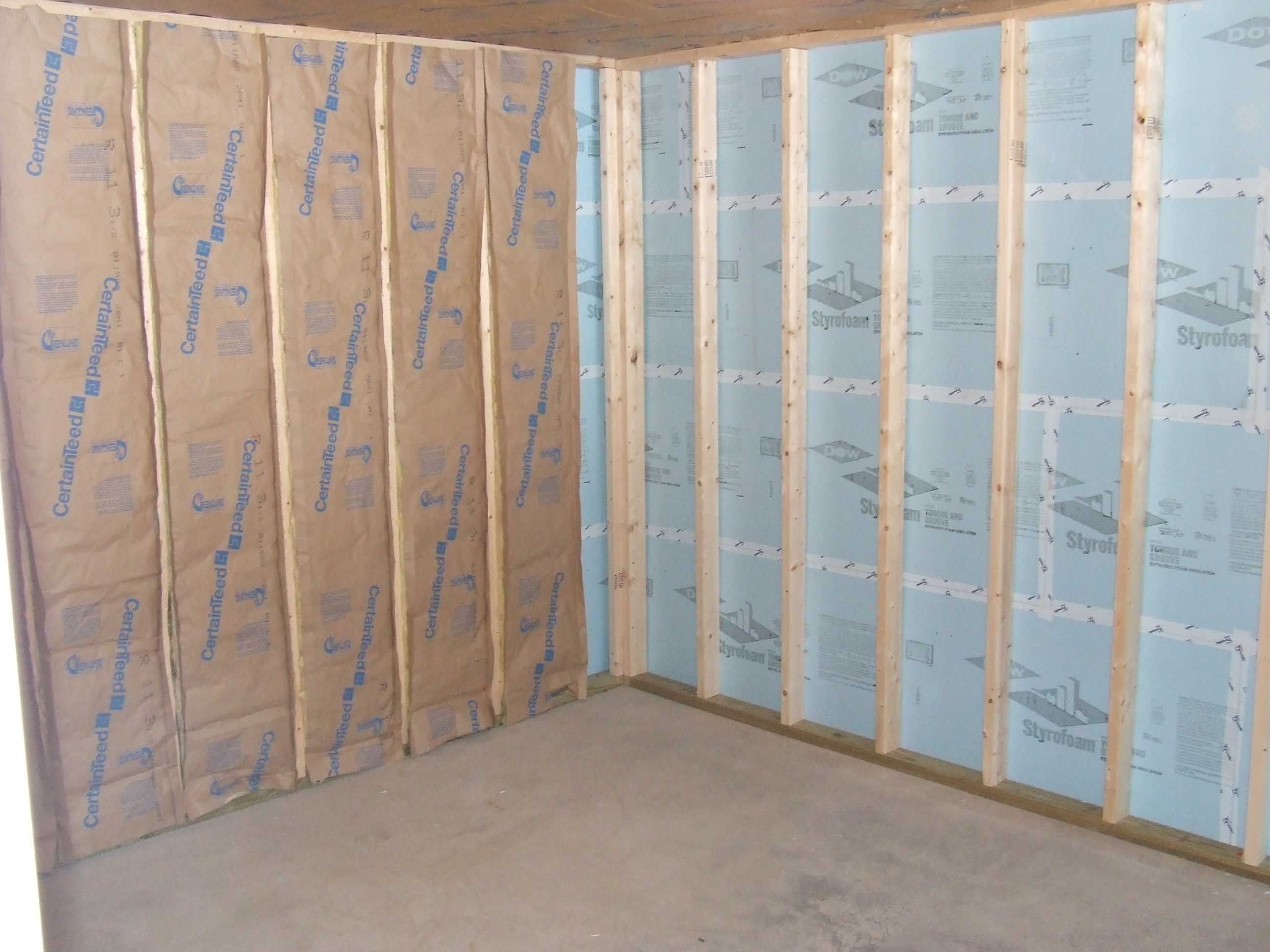 Утепление стен в деревянном доме изнутри своими руками
