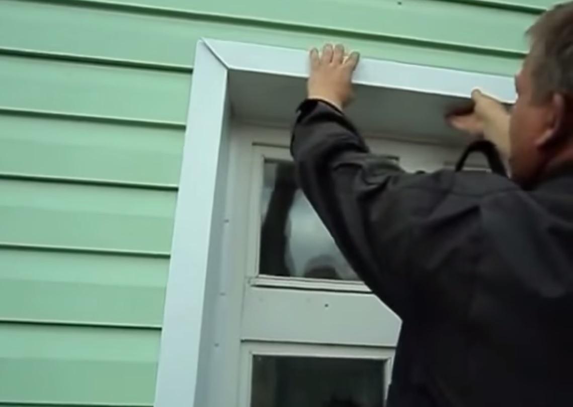 Сайдинг из дпк монтаж своими руками