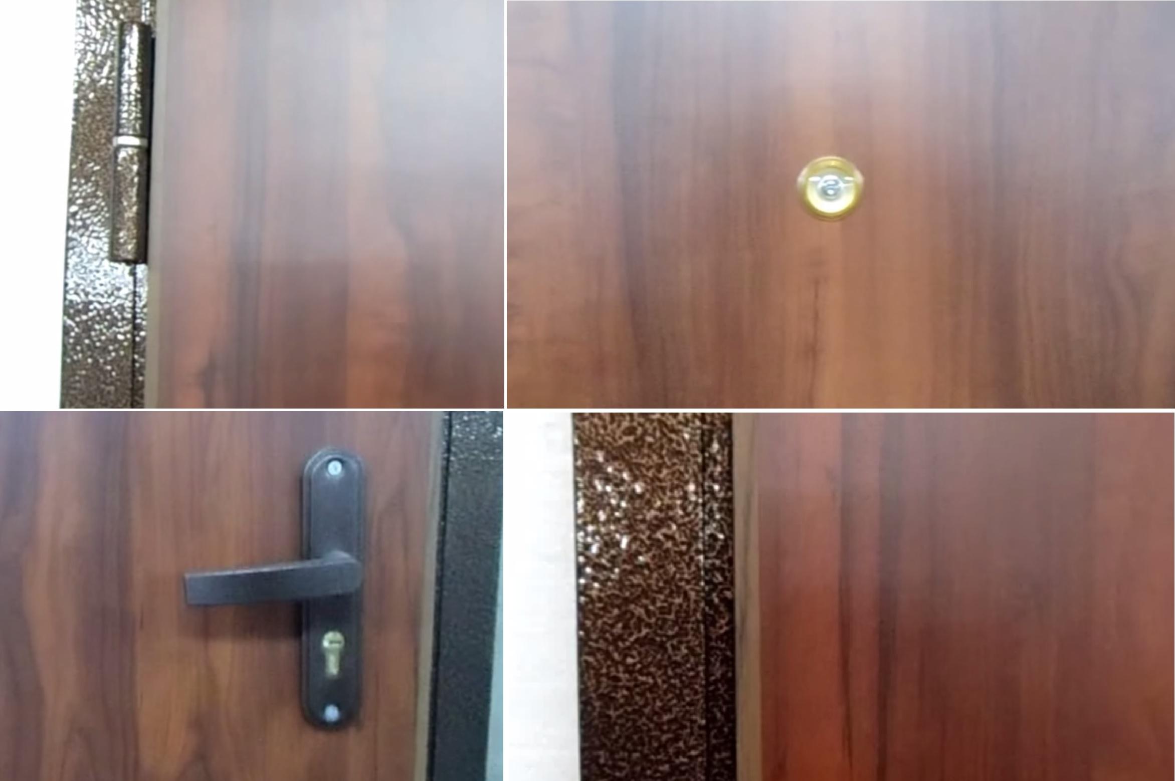 Обшивка межкомнатных дверей ламинатом своими руками 87