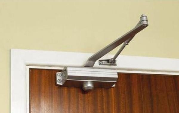 Доводчик для металлических дверей своими руками 163