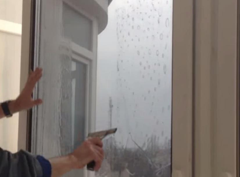 Затонировать окна своими руками 416