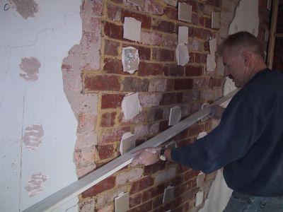 Как клеить гипсокартон на стену гипсокартон своими руками