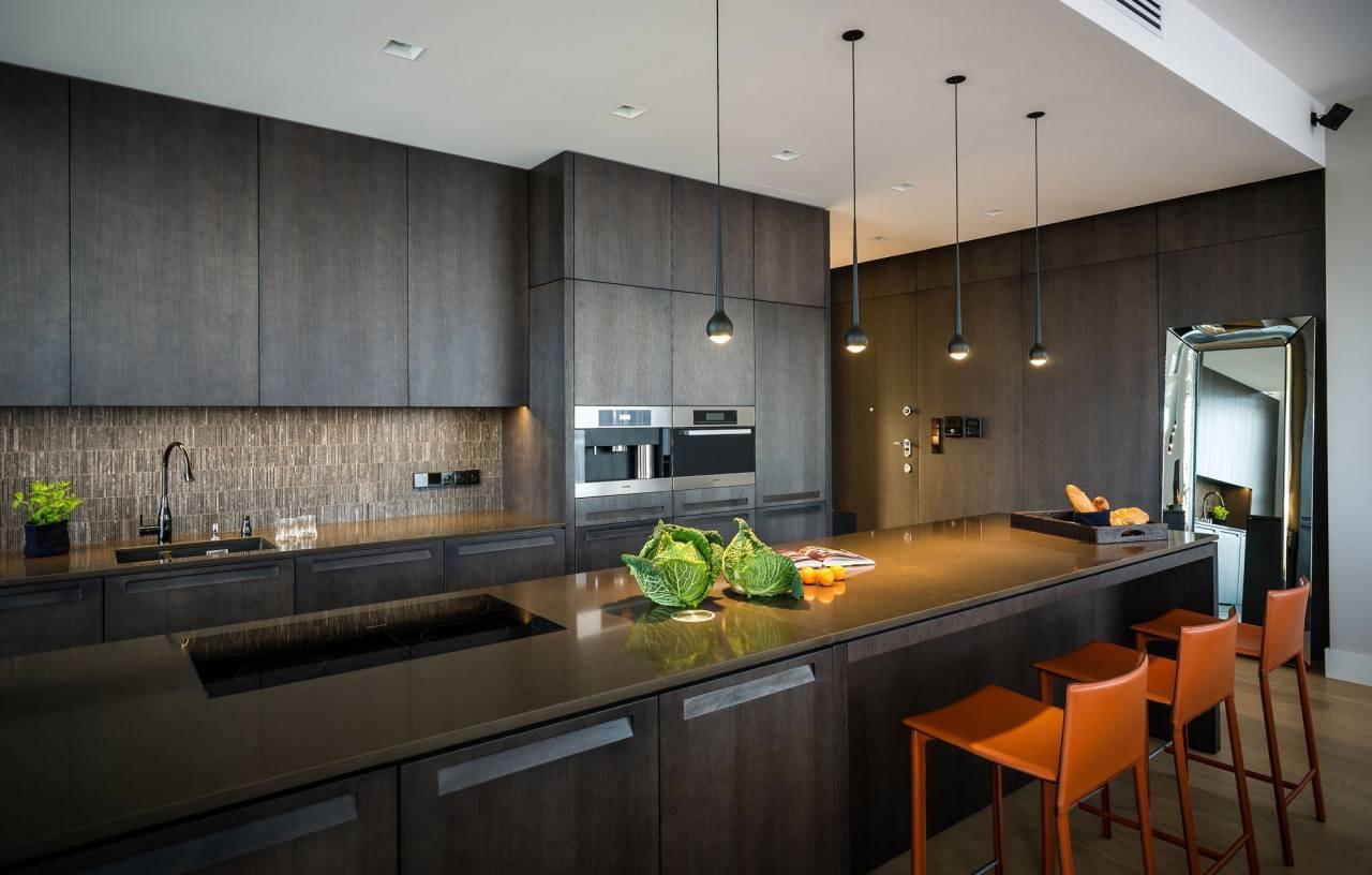 Кухни хай тек фото дизайн цена