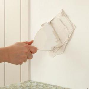 Выравнивание стен в ванной (как и какими материалами)