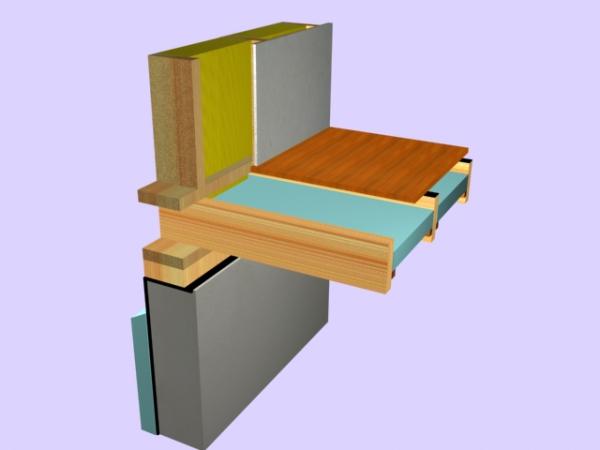 Как производится утепление деревянного пола в частном доме