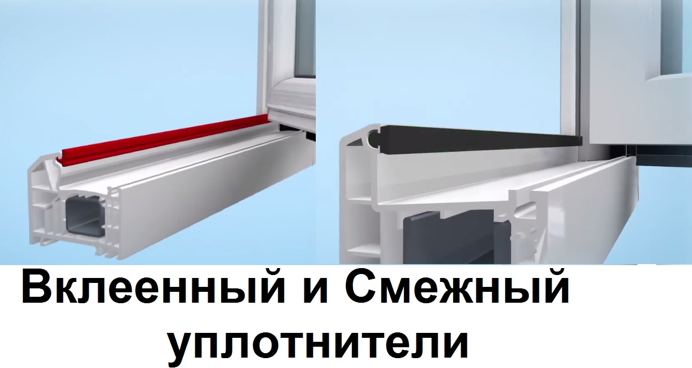 Камерный уплотнитель для пластиковых окон установка пластиковых окон в газобетон
