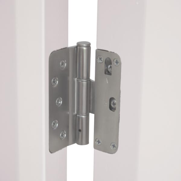 Как самостоятельно установить входную деревянную дверь