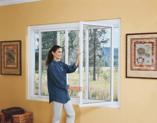 Как снять откосы с пластиковых окон