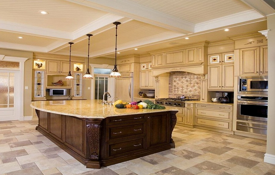 Кухня дома фотографии том, что
